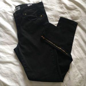 Paige Black Hoxten Ultra Skinny Jeans Size 31